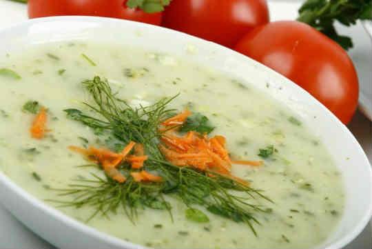 Sup iz treski
