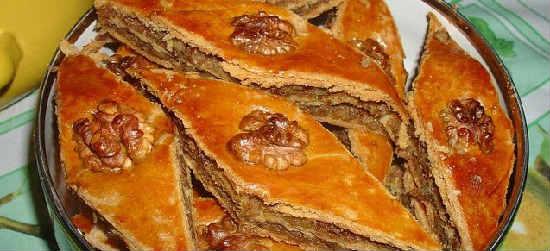 Recept pahlavy s greckimi orekhami1