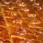 Рецепт пахлавы с грецкими орехами