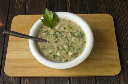 Gruzinskij salat s greckimi orekhami4