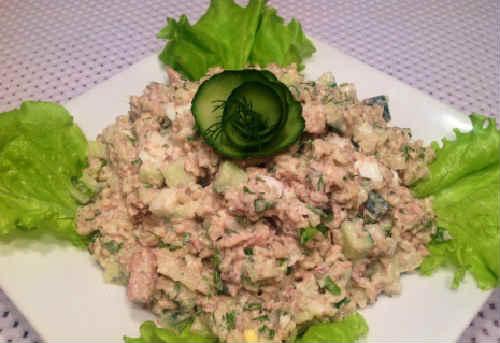 Salat s sajroj konservirovannoj recept2