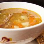 Суп из сайры консервированной рецепт с фото