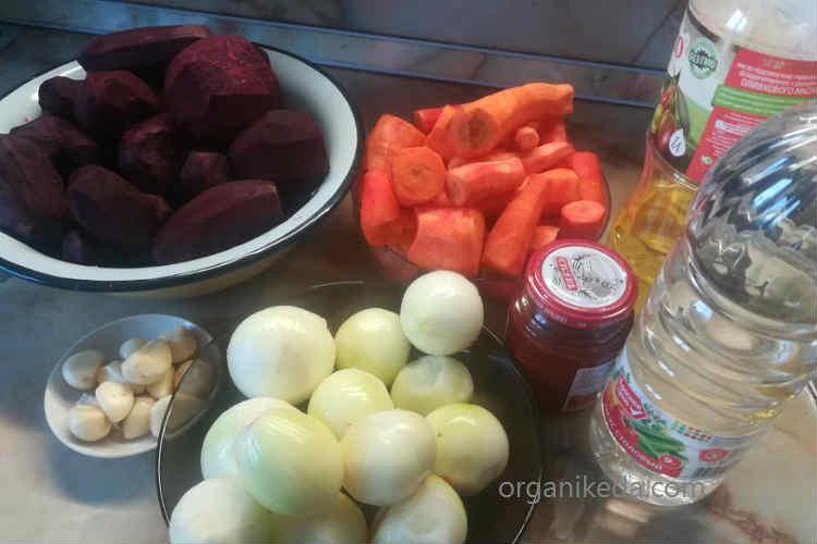 Borshchevaya zapravka na zimu bez kapusty recept pal'chiki oblizhesh'5