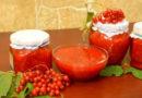 Варенье из калины на зиму—5 вкусных рецепта