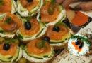 Бутерброды из семги—5 рецептов на праздничный стол
