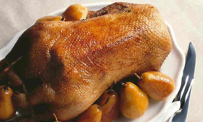 Как приготовить гуся в духовке
