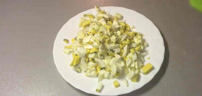 Kak prigotovit' salat Granatovyj braslet14