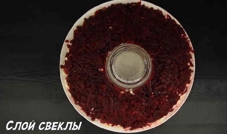Kak prigotovit' salat Granatovyj braslet6