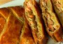 Рыбный пирог с семгой — 7 очень вкусных рецептов
