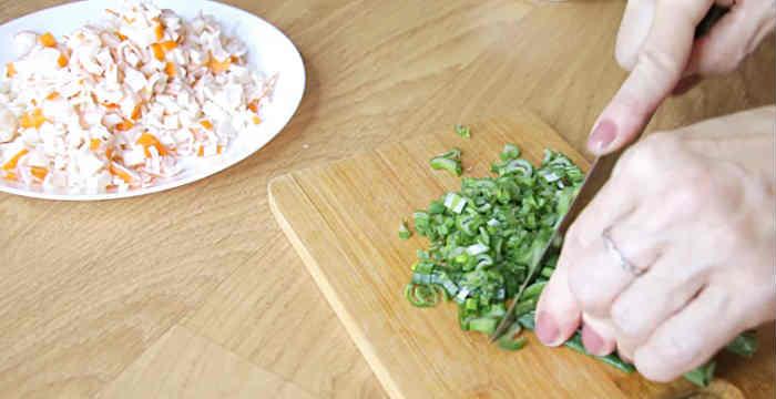 Salat Myshka na novyj god24