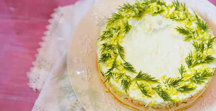 Legkij salat Mimoza k Novomu godu10