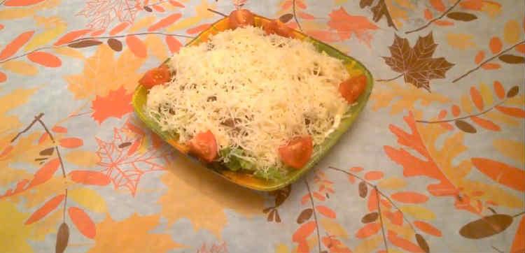 Salat Cezar' s semgoj3