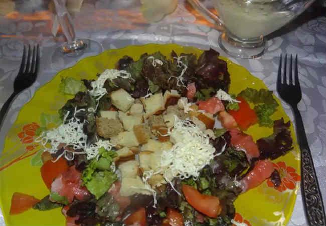 Salat Cezar' s semgoj13