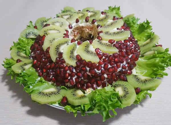 Salat Damskij kapriz0