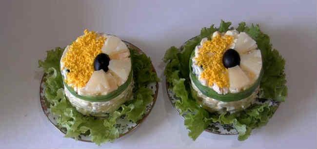 Salat Damskij kapriz24