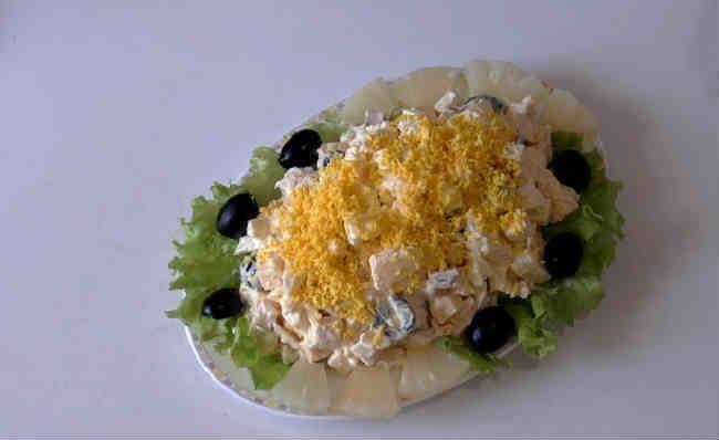 Salat Damskij kapriz25