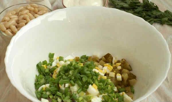 Salat Damskij kapriz34
