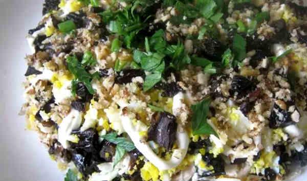 Salat Damskij kapriz9