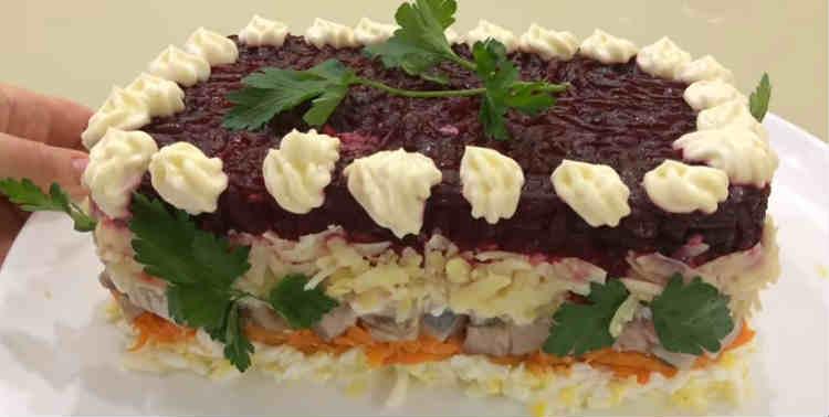 Salat SHuba po-korolevsk26