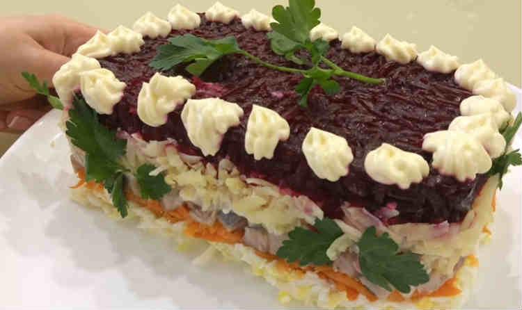Salat SHuba po-korolevsk27