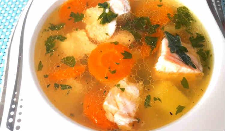 Sup s semgoj