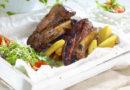 Свиные ребрышки в фольге — как приготовить в духовке и запечь правильно