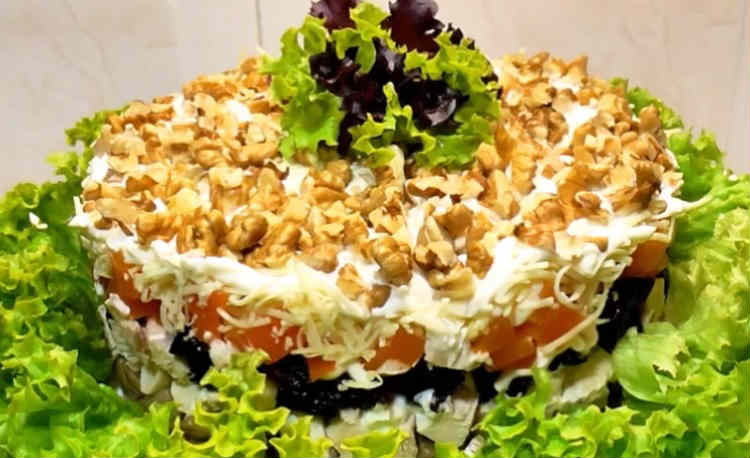 Salat Grafskij