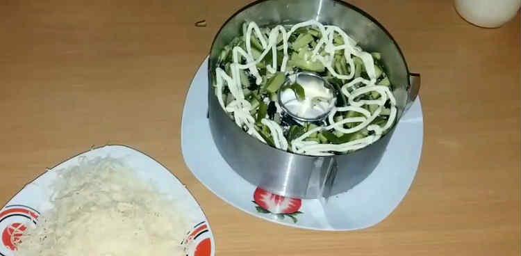 Salat Nezhnost' s kuricej i chernoslivom25