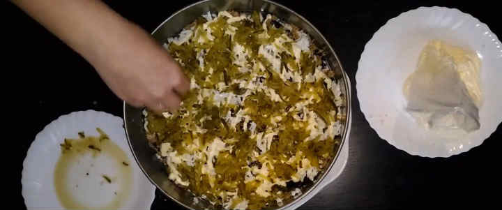 Salat Nezhnost' s kuricej i chernoslivom32