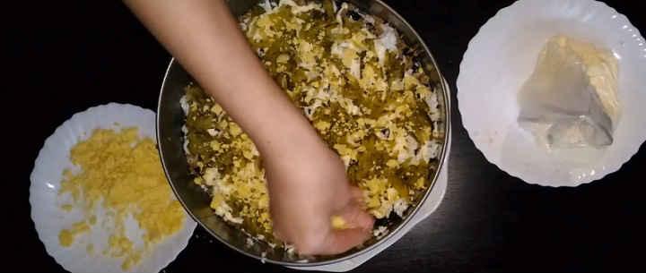 Salat Nezhnost' s kuricej i chernoslivom33