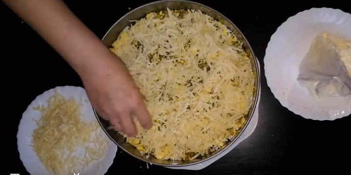 Salat Nezhnost' s kuricej i chernoslivom34