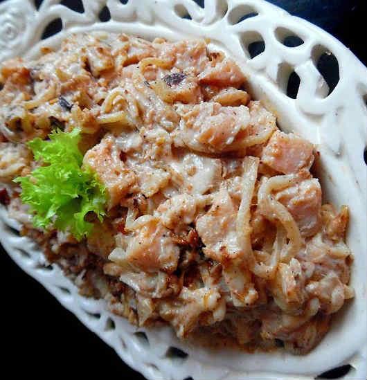 Salaty iz kopchenoj kuricy i chernosliva1