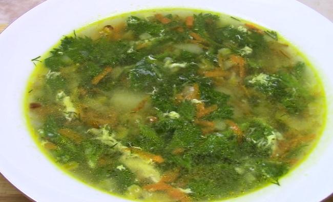 Sup s krapivoj i yajcom11