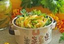 Кабачки по-корейски на зиму — самые вкусные рецепты