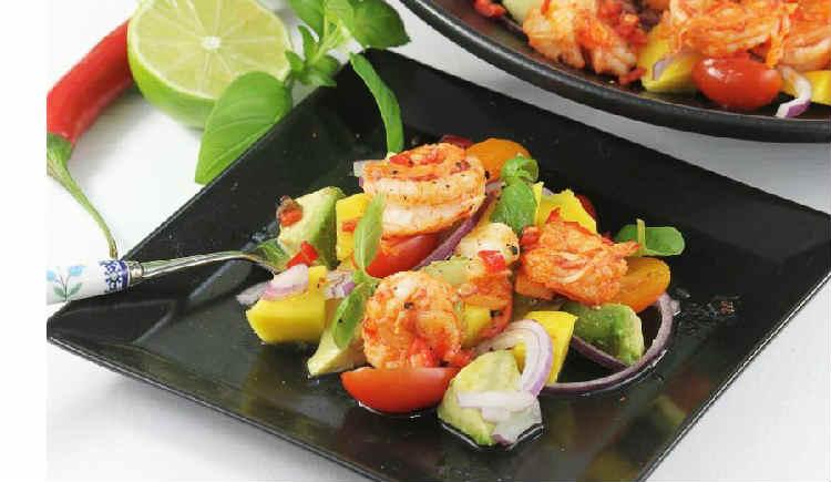 Samye vkusnye salaty s krevetkami6