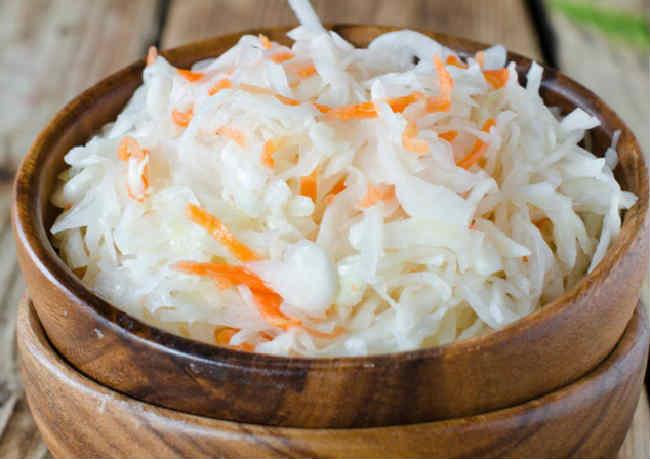 Солим вкусно и сочно капусту