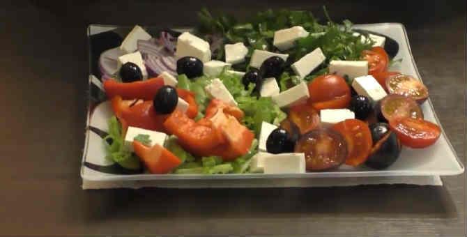 Grecheskij salat14