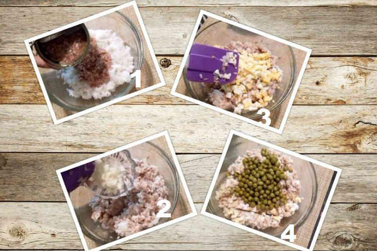 Salat s goroshkom konservirovannym i yajcom17-1