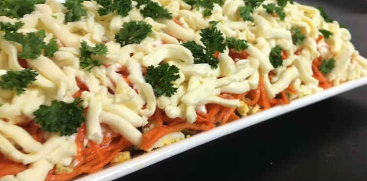 Salat Muzhskie slezy9