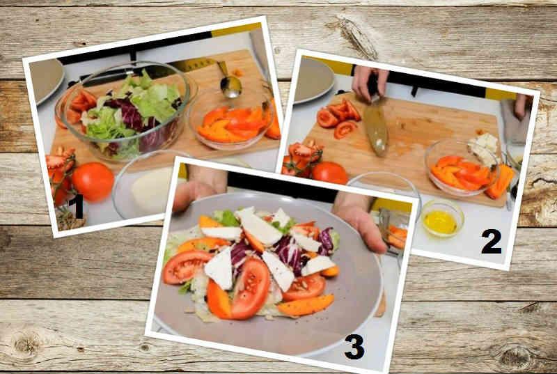 Salat s hurmoj17