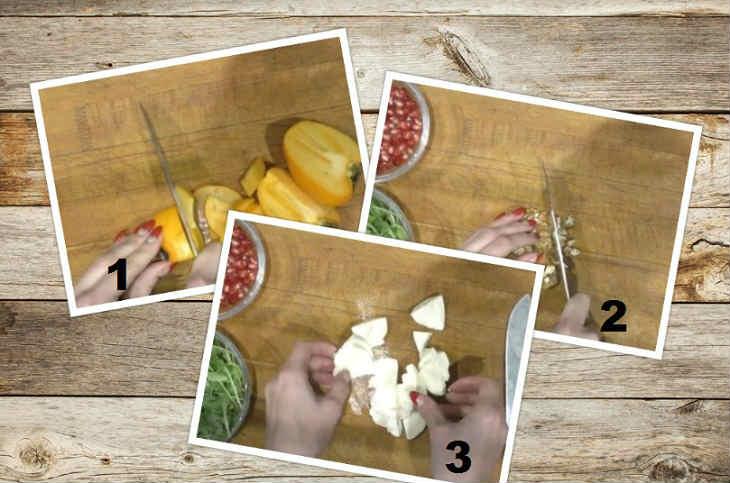Salat s hurmoj26