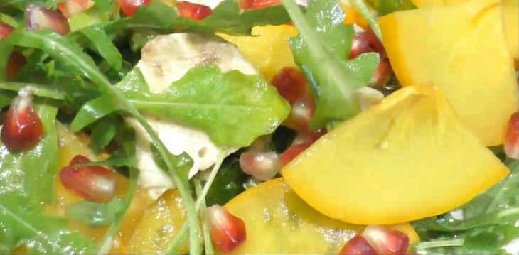 Salat s hurmoj30