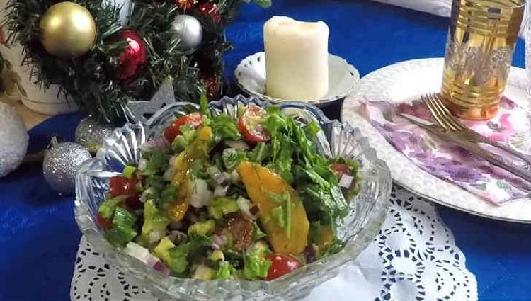 Salat s hurmoj52