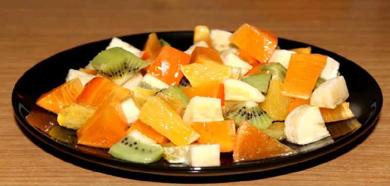 Salat s hurmoj53