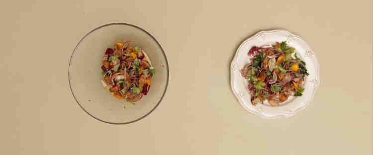 Salat s hurmoj63