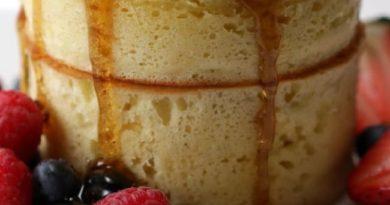 Японские панкейки — 5 рецептов