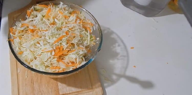 Salat iz svezhej kapusty s morkov'yu19
