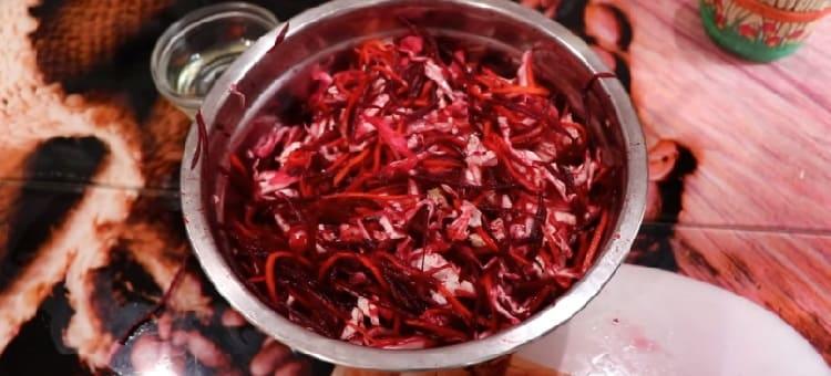 Salat iz svezhej kapusty s morkov'yu26