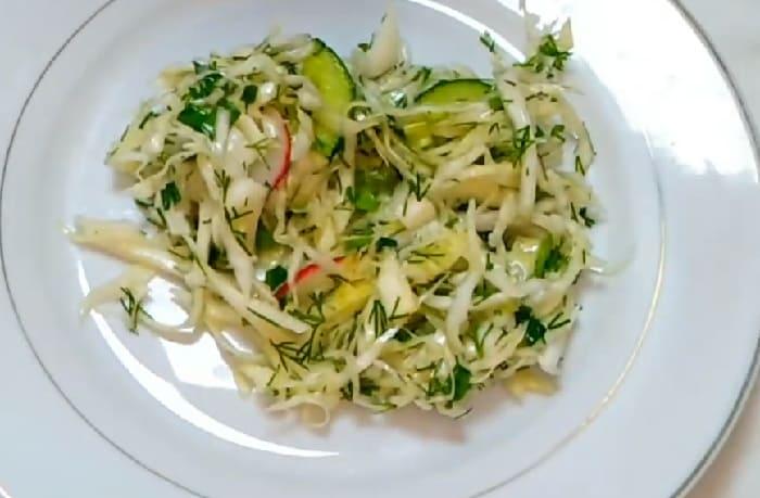 Salat s rediskoj17