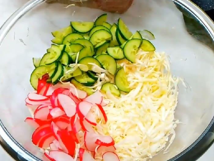 Salat s rediskoj18